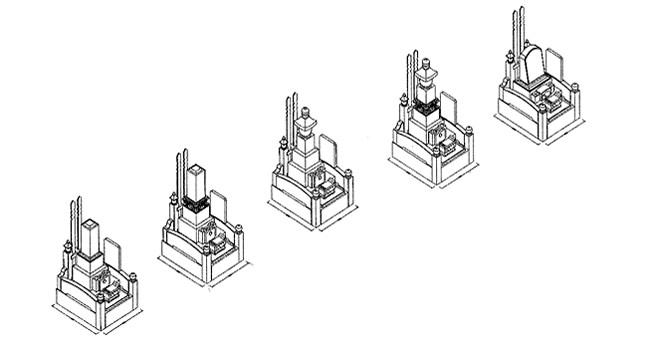 墓石の設計図